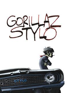 Gorillaz-1 Mobile Wallpaper