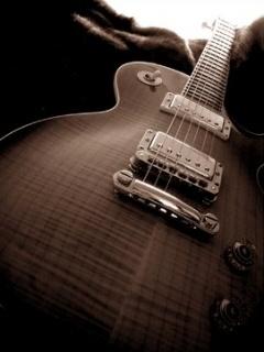 Guitar-3 Mobile Wallpaper