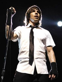 Anthony Kiedis Mobile Wallpaper