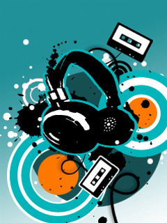 Music-V Mobile Wallpaper