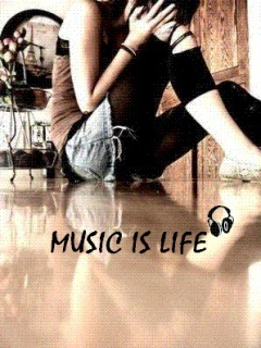 Music Is Lfe Mobile Wallpaper