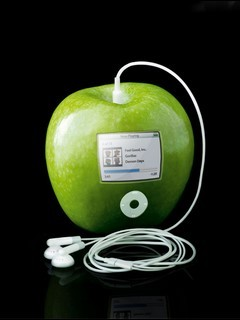 Apple Ipod Mobile Wallpaper