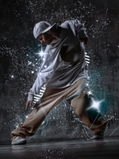 Break Dance  Mobile Wallpaper