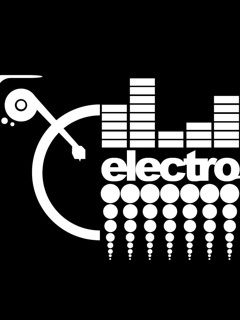 Electro Music Mobile Wallpaper