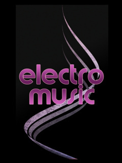 Electro Music01 Mobile Wallpaper