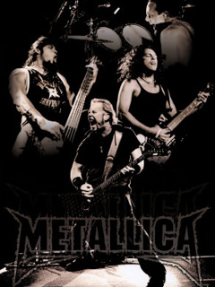 Metallica Music Mobile Wallpaper