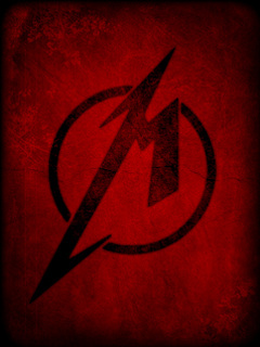 Metallica Red Mobile Wallpaper