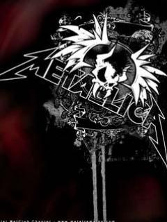 Metallica Vulturus Mobile Wallpaper