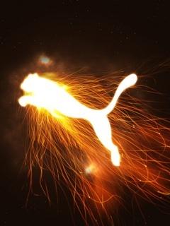 Puma Sparks Mobile Wallpaper
