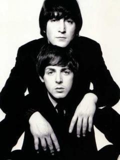 John And Paul Mobile Wallpaper