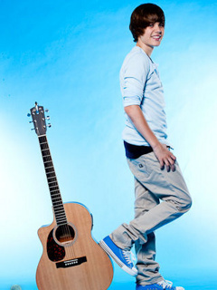 Justin Bieber 1 Mobile Wallpaper