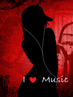 Love Music 04 Mobile Wallpaper