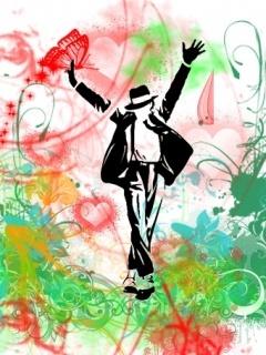 Michael Jackson Love Mobile Wallpaper