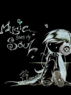 Music My Soul Mobile Wallpaper