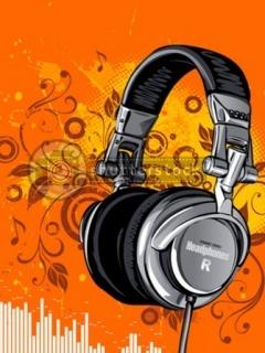 Music Rhythms Mobile Wallpaper