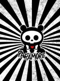 Paramore Mobile Wallpaper