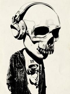 Skull9 Mobile Wallpaper