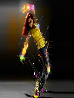 Street Dance Mobile Wallpaper