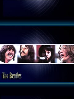The Beatles Mobile Wallpaper