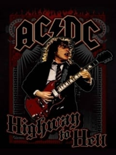 Acdc-2 Mobile Wallpaper