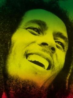 Bob Marley-1 Mobile Wallpaper