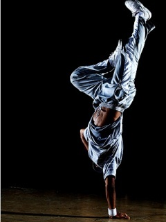 Break Dances Mobile Wallpaper