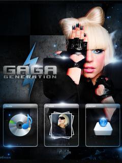 Lady Gaga Generation Mobile Wallpaper