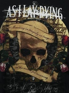 As I Lay Dying Mobile Wallpaper