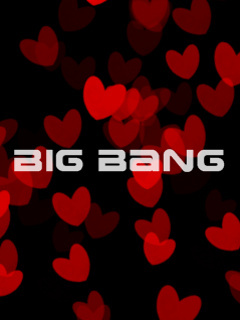 Big Bang Logo Mobile Wallpaper