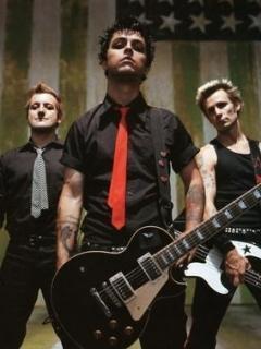 Green Day Mobile Wallpaper