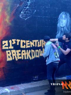 Green Day 24 Mobile Wallpaper