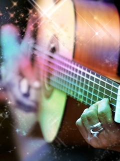 Guitars Mobile Wallpaper