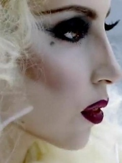 Lady Dear Gaga Mobile Wallpaper