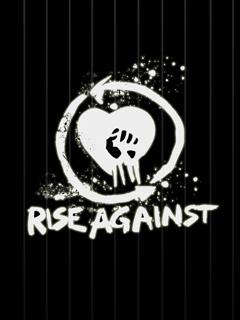 Rise Against   Mobile Wallpaper