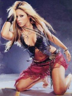 Shakira Mobile Wallpaper