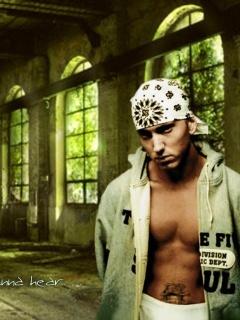 Dont Think More Eminem Mobile Wallpaper
