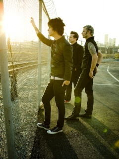 Green Day Wallpaper  Mobile Wallpaper