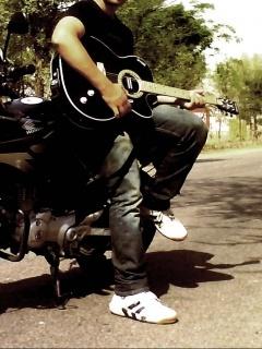Download Guitar Wallpaper Mobile