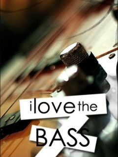 Hooray Love The Bass Wallpaper Mobile Wallpaper