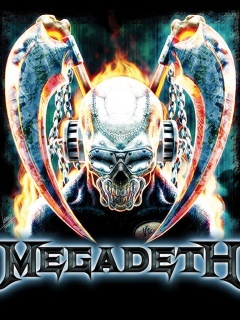 Megadeth Mobile Wallpaper