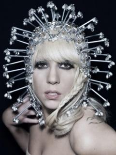 Lady Gaga Mobile Wallpaper