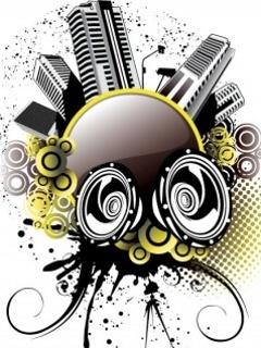 Music Life Mobile Wallpaper