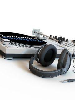 Music Headphone Mobile Wallpaper