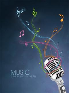 Music Play Mobile Wallpaper