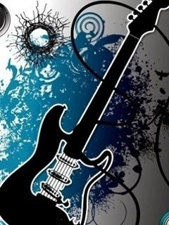 Guitar Mobile Wallpaper