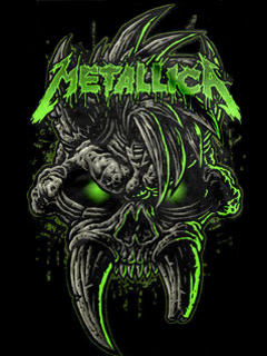 Download Metallica Mobile Wallpaper | Mobile Toones