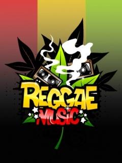 Reggae Music Mobile Wallpaper