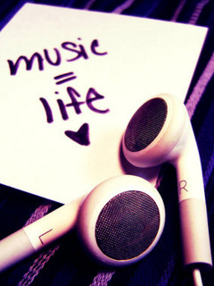 Download Music Is Life Mobile Wallpaper Mobile Toones