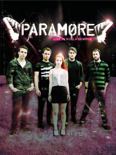 Paramore Band Mobile Wallpaper