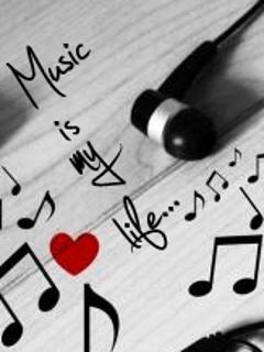 Music Listen Mobile Wallpaper